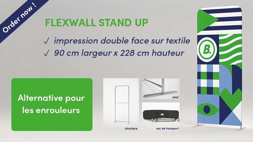 Flexwall Stand Up