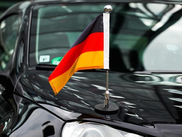 Autovlaggen magneet voor diplomaten en overheidsinstellingen