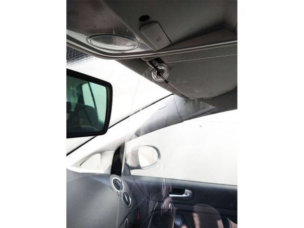 auto scherm corona transparant
