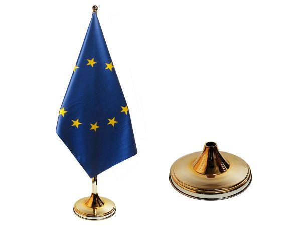 Indoor vlaggenmast Ordesa goud diplomatic