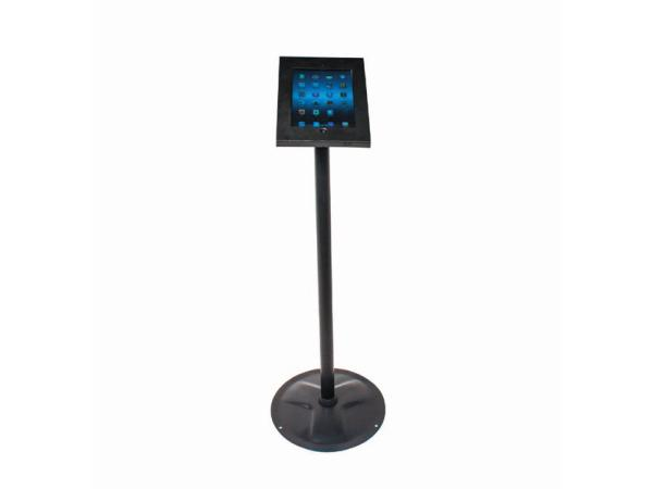 The Freestanding iPad holder is a smart sleek iPad holder for use with either iPad2 , 3, 4, Air and Air 2.