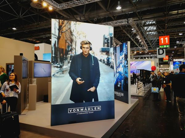 Texframes lightbox met LED