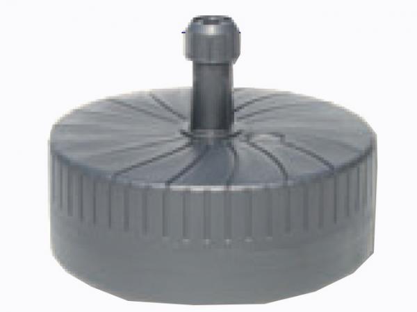 Water- of zandopvulbare voet 30 l