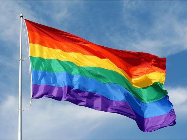 regenboogvlag of Gaypride vlag
