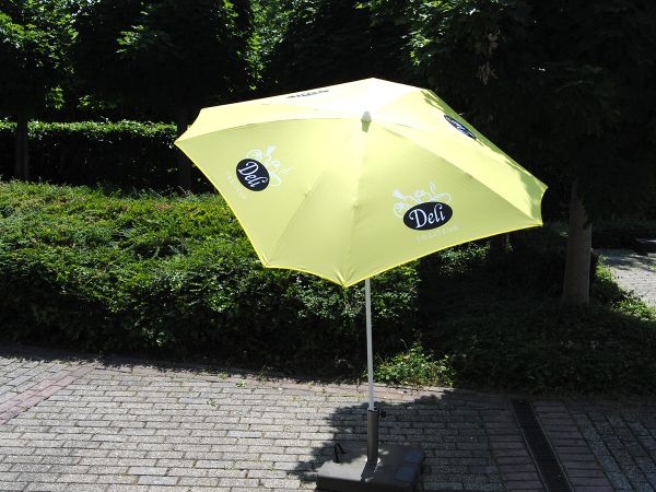 Promo Parasol vierkant bedrukt