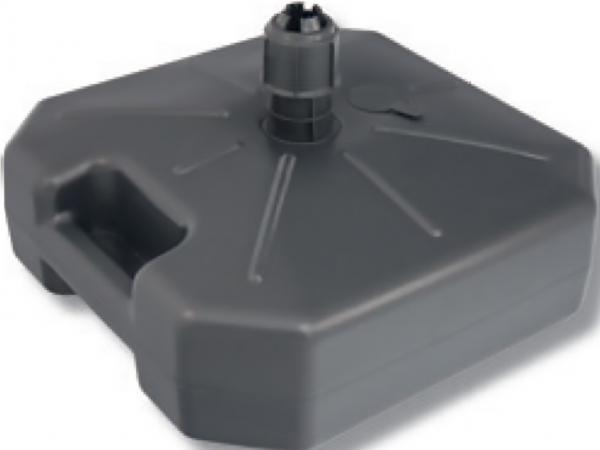 Water- of zandopvulbare voet 17 l
