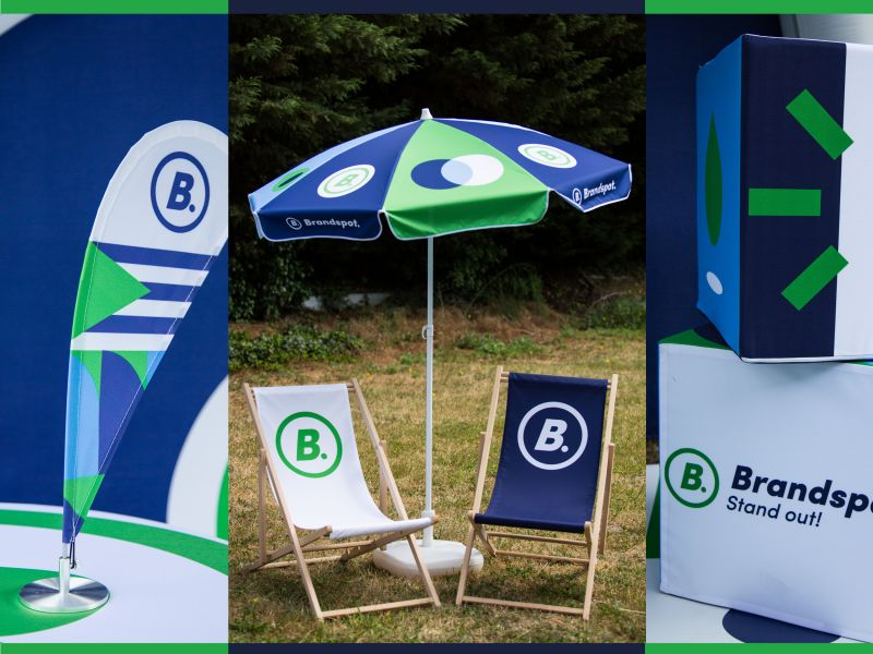 Branding van je outdoor evenement